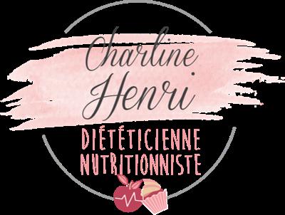 Logo de Charline Diététicienne à Bourg-en-Bresse